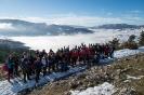 Ciaspolata Lago Cornino 6 gen 2018-2